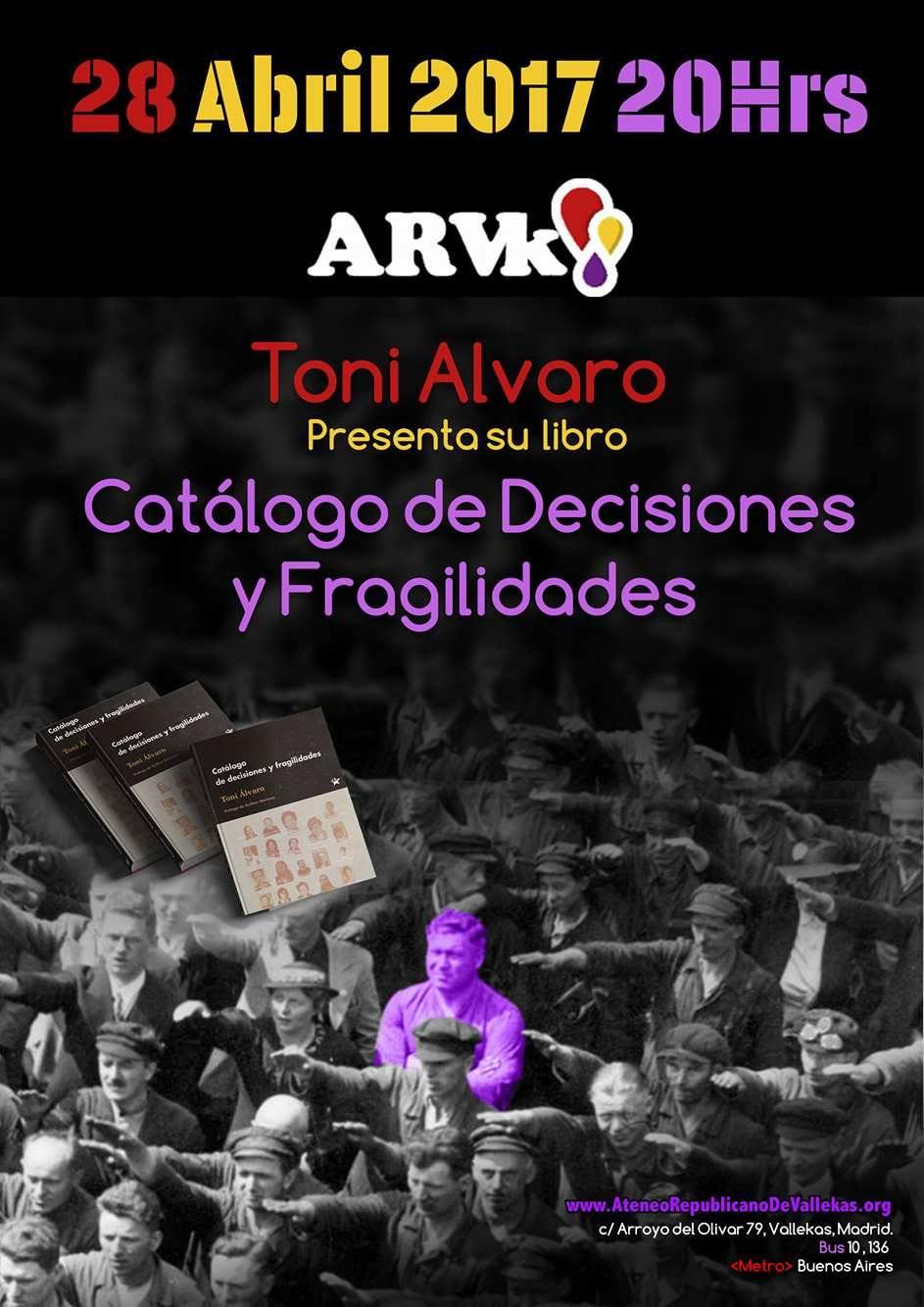 Toni Alvaro