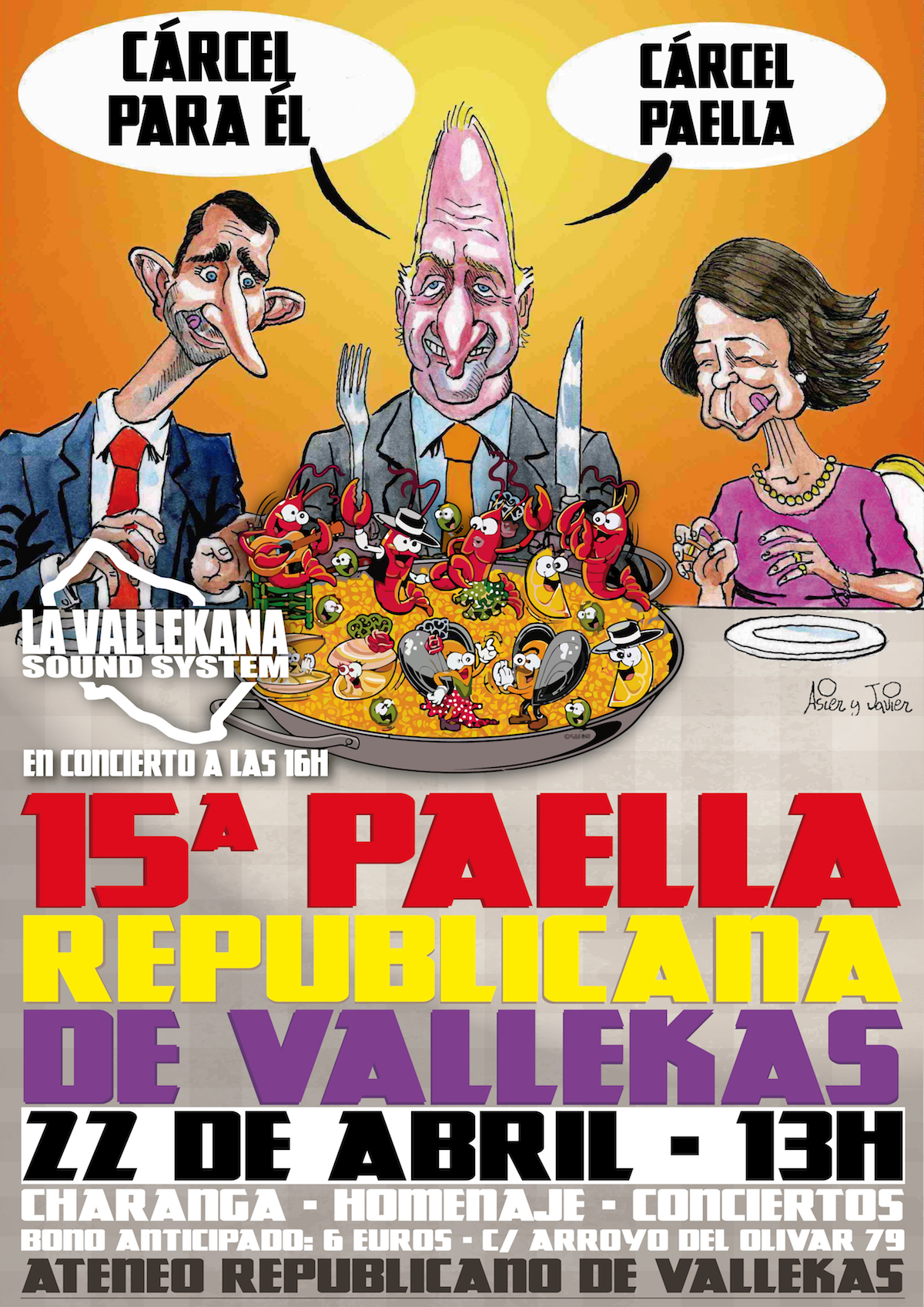 Paella Republicana 2017