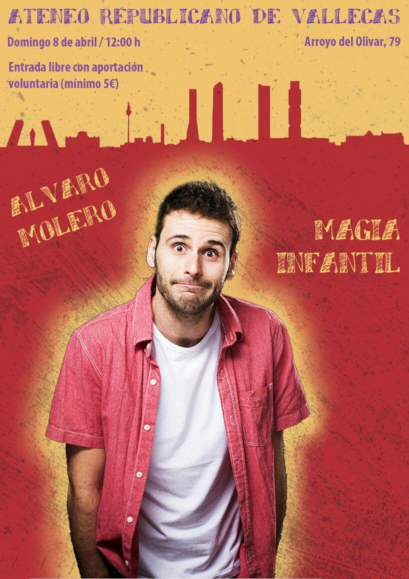 Magia-Álvaro Molero