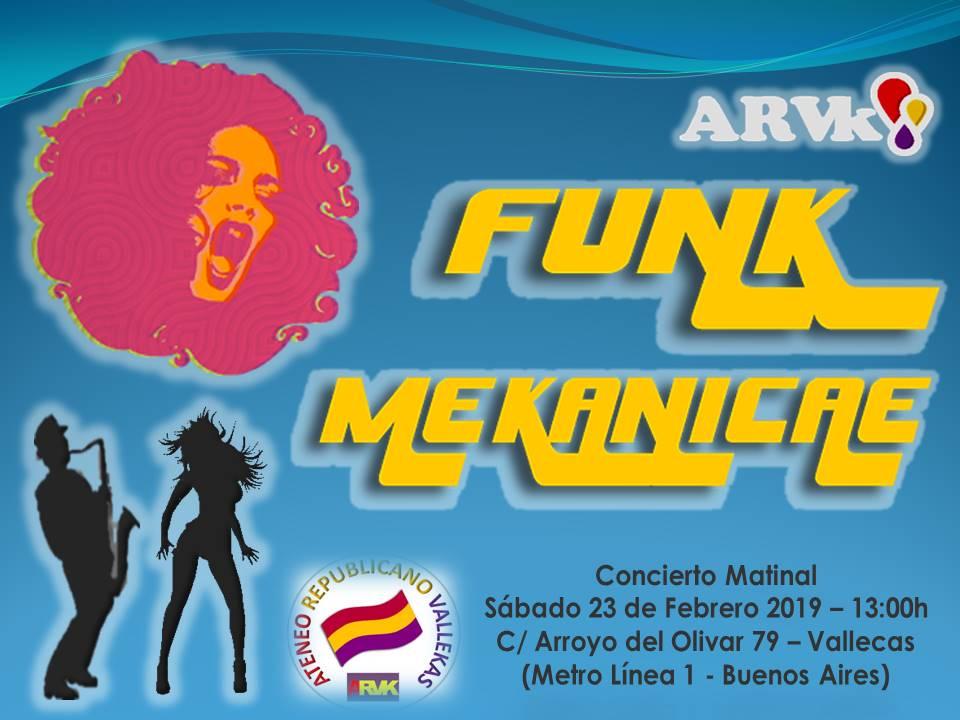 Funk Mekanicae