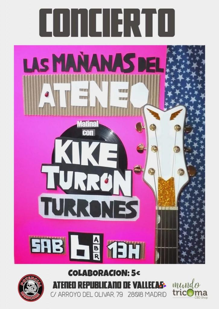 Kike Turrón Turrones