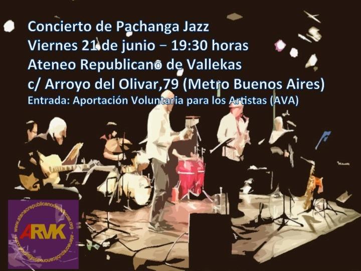 Concierto de Pachanga Jazz